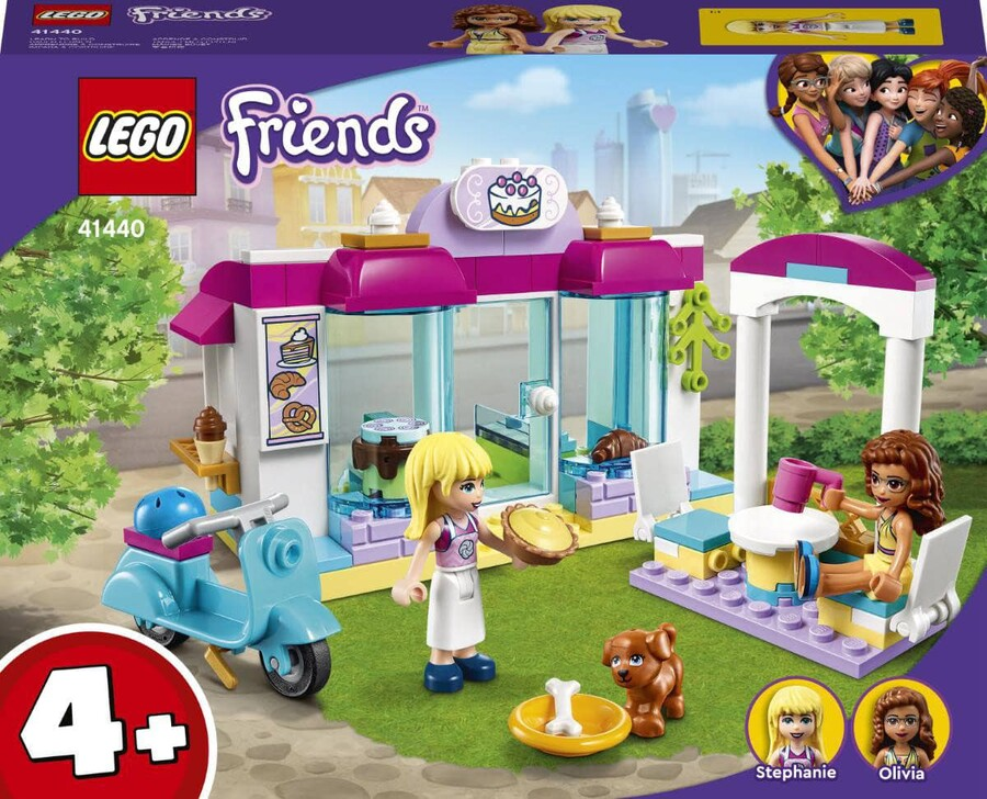 41440 LEGO Friends Heartlake City Pastanesi