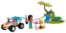 LEGO - 41442 LEGO Friends Veteriner Kliniği Kurtarma Arabası