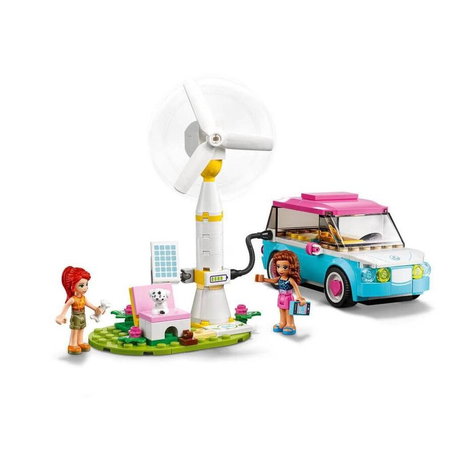 41443 LEGO Friends Olivia'nın Elektrikli Arabası