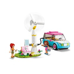 41443 LEGO Friends Olivia'nın Elektrikli Arabası - Thumbnail