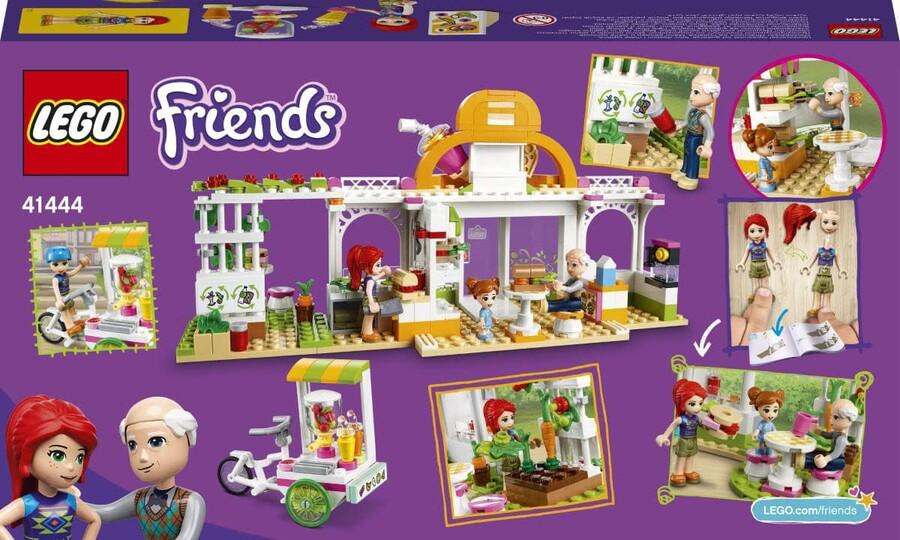 41444 LEGO Friends Heartlake City Organik Kafe