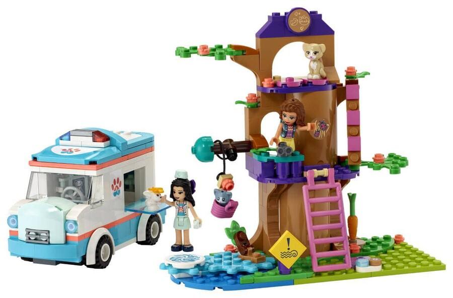 41445 LEGO Friends Veteriner Kliniği Ambulansı