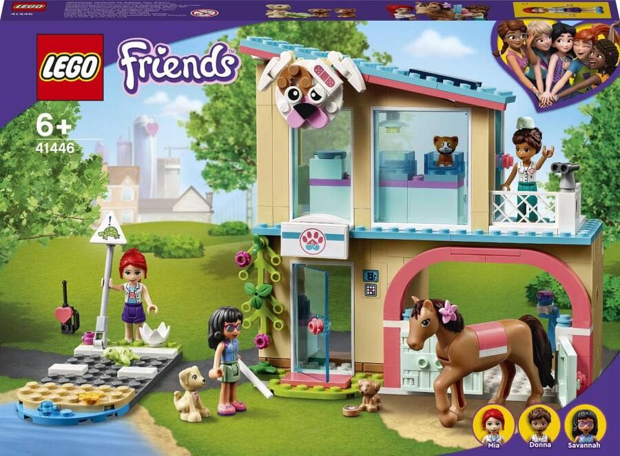 41446 LEGO Friends Heartlake City Veteriner Kliniği