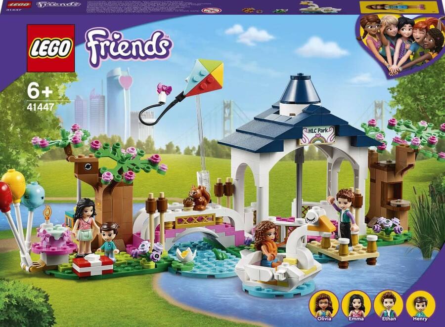 41447 LEGO Friends Heartlake City Parkı
