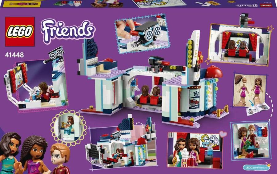 41448 LEGO Friends Heartlake City Sineması