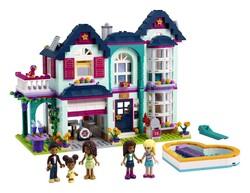 LEGO - 41449 LEGO Friends Andrea'nın Aile Evi