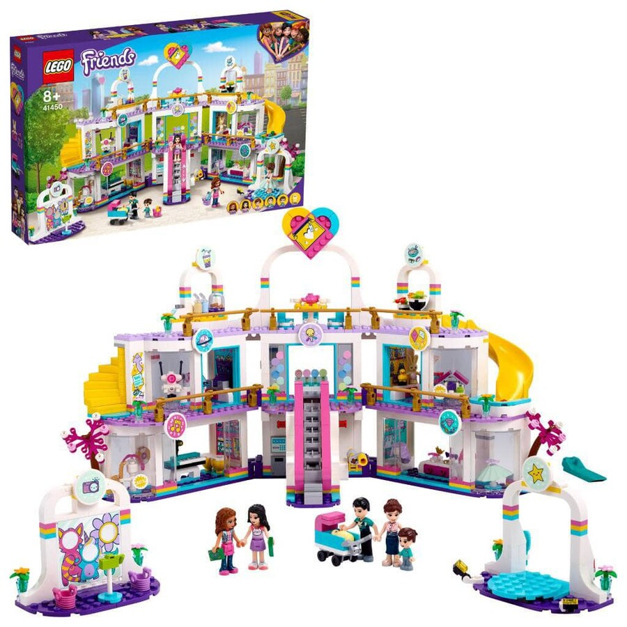 41450 LEGO Friends Heartlake City Alışveriş Merkezi