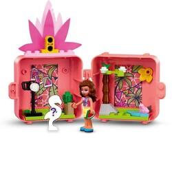 41662 LEGO Friends Olivia'nın Flamingo Küpü - Thumbnail