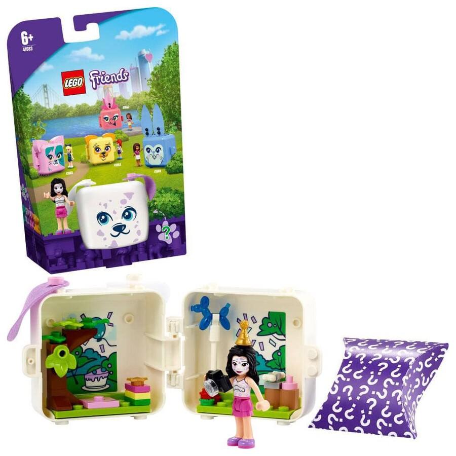 41663 LEGO Friends Emma'nın Dalmaçyalı Küpü