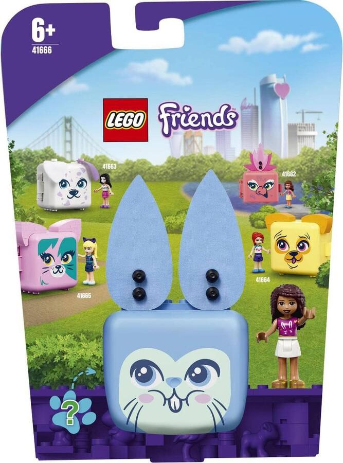 41666 LEGO Friends Andrea'nın Tavşan Küpü
