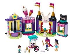 LEGO - 41687 LEGO Friends Sihirli Lunapark Stantları
