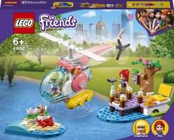 41692 LEGO Friends Veteriner Kliniği Kurtarma Helikopteri - Thumbnail