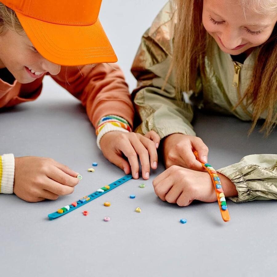 41918 LEGO DOTS Macera Bileklikleri