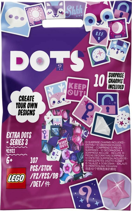 41921 LEGO DOTS Ekstra DOTS - Seri 3