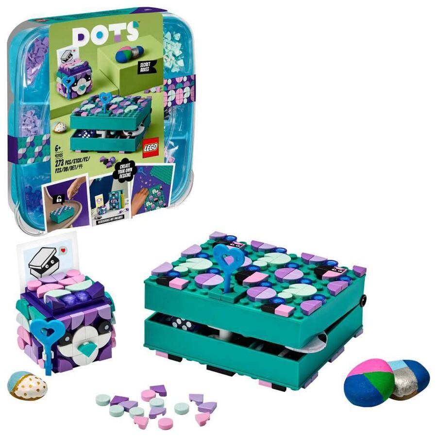 41925 LEGO DOTS Sır Kutuları