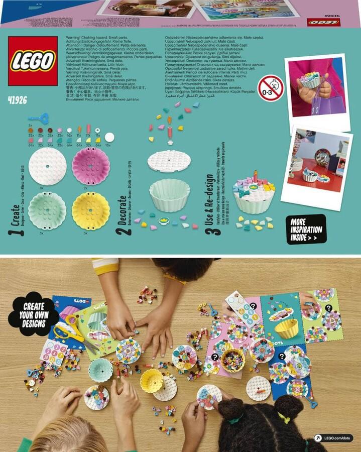 41926 LEGO DOTS Yaratıcı Parti Seti