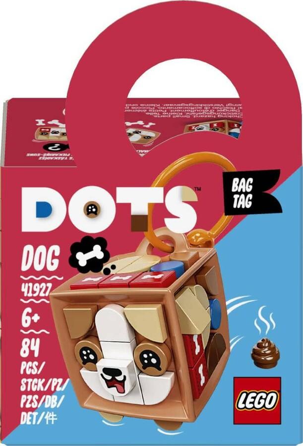 41927 LEGO DOTS Köpek Çanta Süsü