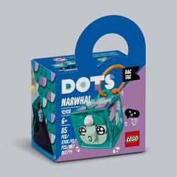41928 LEGO DOTS Deniz Gergedanı Çanta Süsü - Thumbnail