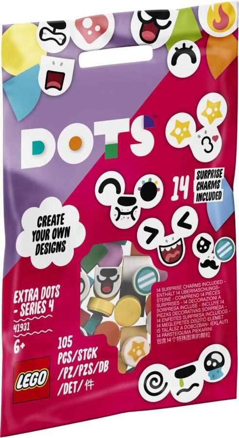 41931 LEGO DOTS Ekstra DOTS - Seri 4