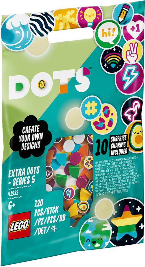 41932 LEGO DOTS Ekstra DOTS - Seri 5