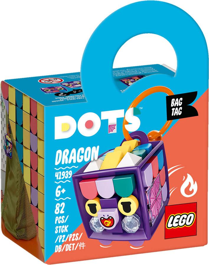 41939 LEGO DOTS Ejderha Çanta Süsü
