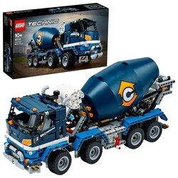 42112 LEGO Technic Beton Mikseri - Thumbnail