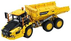 LEGO - 42114 LEGO Technic 6x6 Volvo Mafsallı Kamyon