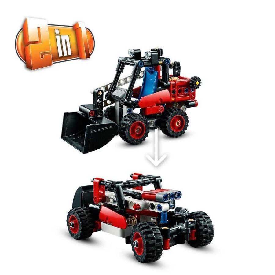 42116 LEGO Technic Nokta Dönüşlü Yükleyici