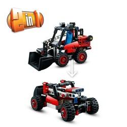 42116 LEGO Technic Nokta Dönüşlü Yükleyici - Thumbnail