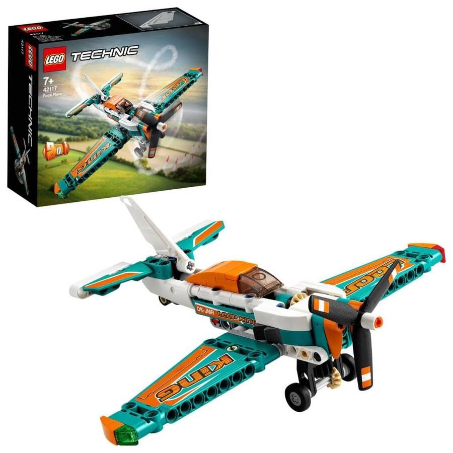 42117 LEGO Technic Yarış Uçağı