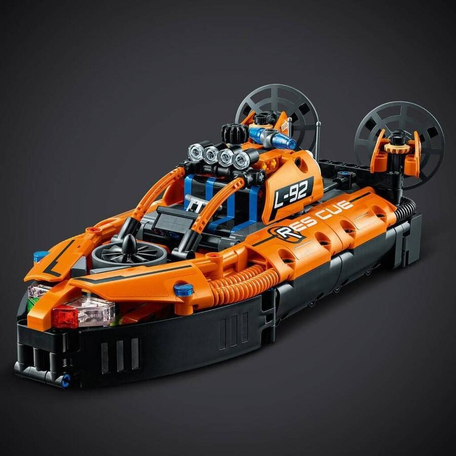 42120 LEGO Technic Kurtarma Hoverkraftı