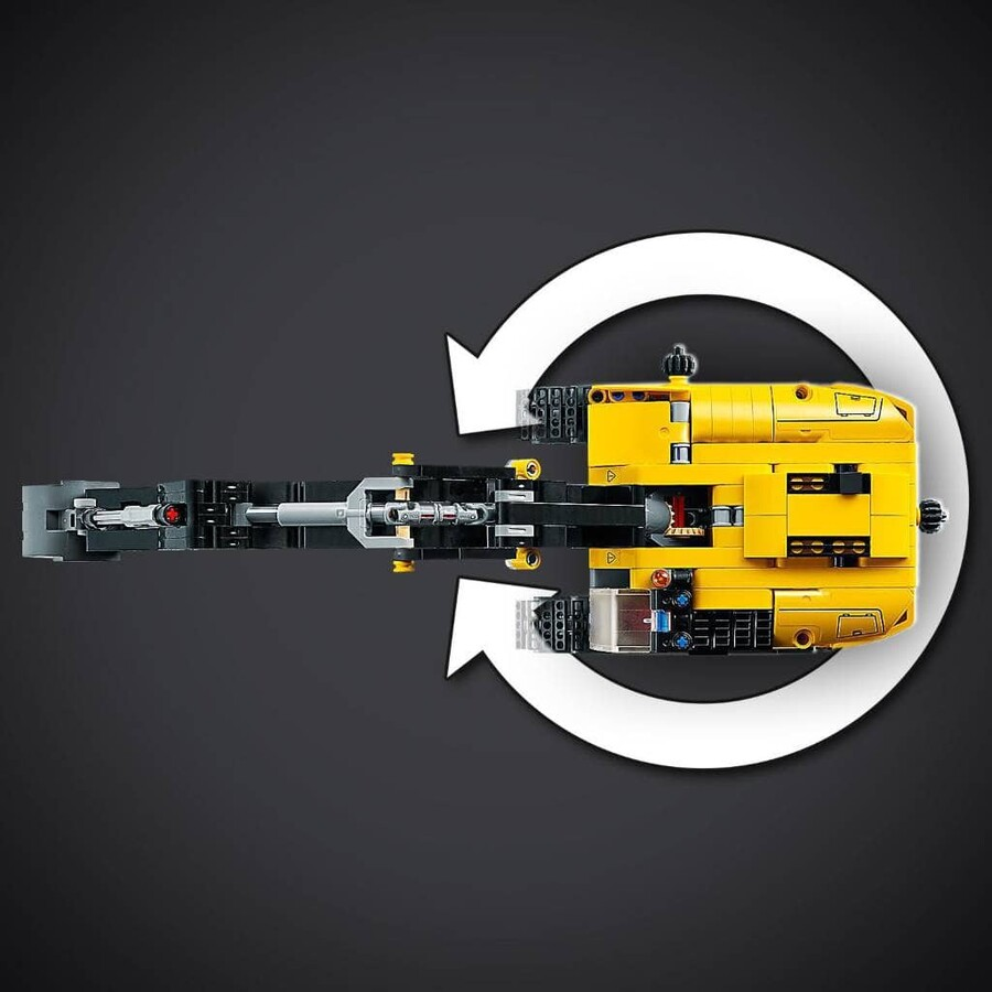 42121 LEGO Technic Ağır Yük Ekskavatörü