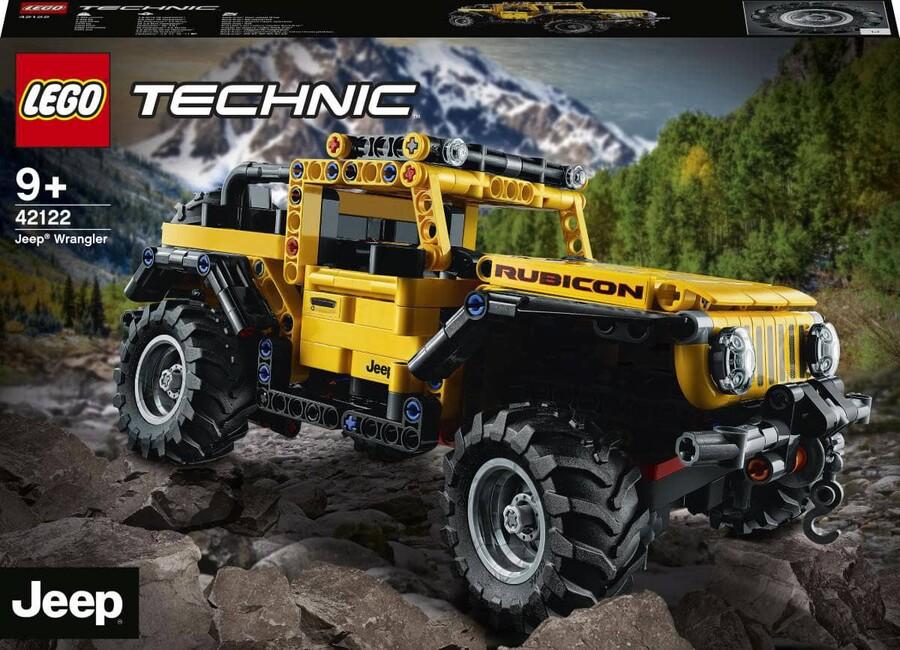 42122 LEGO Technic Jeep® Wrangler