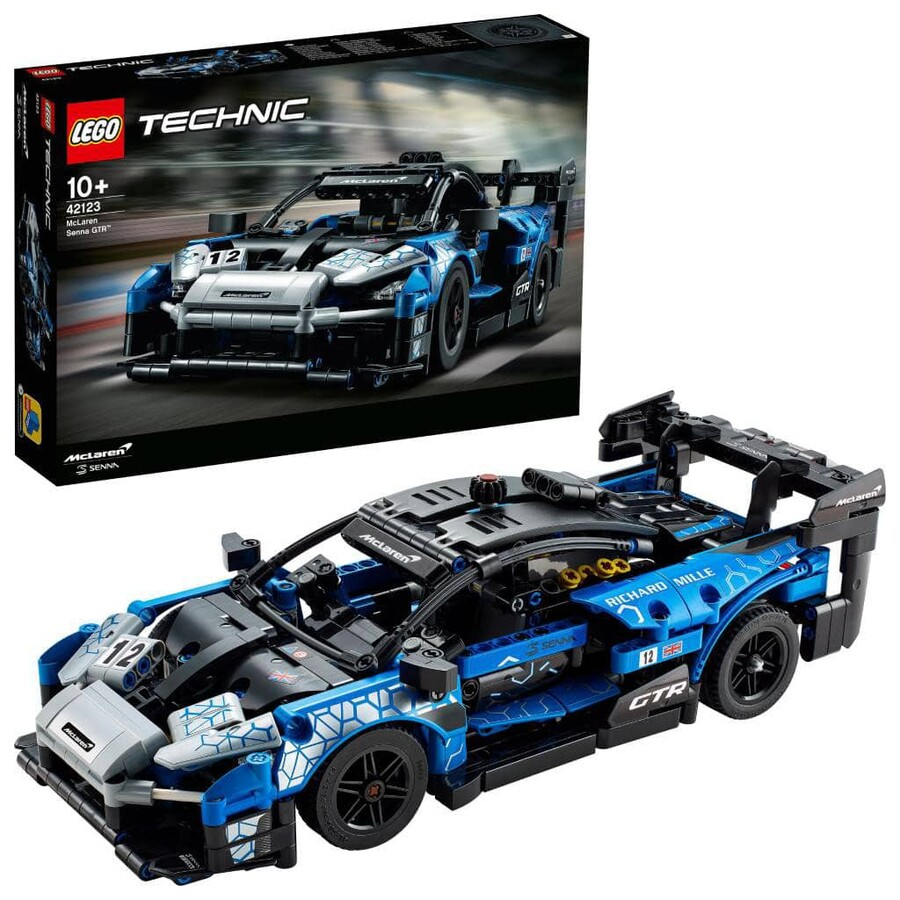 42123 LEGO Technic McLaren Senna GTR™