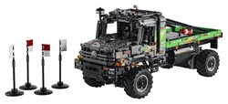 LEGO - 42129 LEGO Technic Uygulama Kumandalı 4x4 Mercedes-Benz Zetros Kamyon