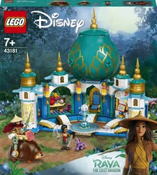 43181 LEGO   Disney Princess Raya ve Kalp Sarayı - Thumbnail