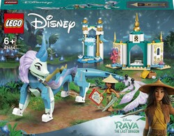 43184 LEGO | Disney Princess Raya ve Ejderha Sisu - Thumbnail