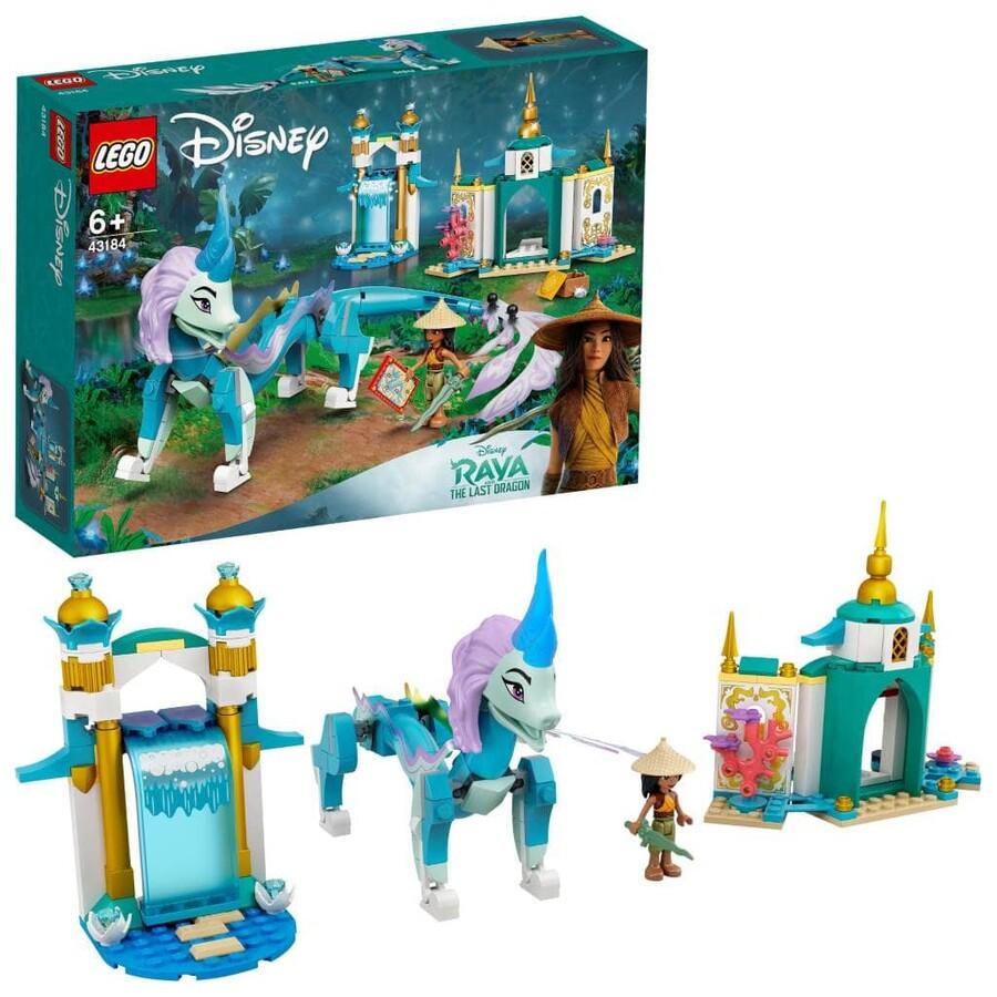 43184 LEGO | Disney Princess Raya ve Ejderha Sisu