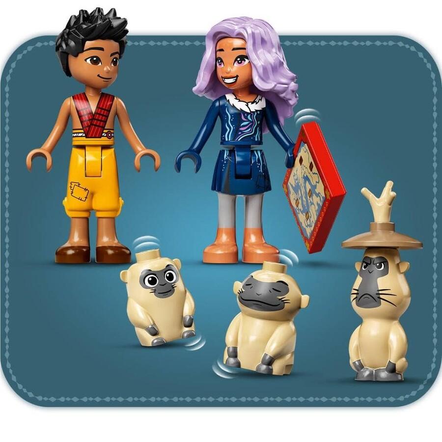 43185 LEGO Disney Princess Boun'un Teknesi