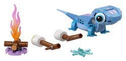 LEGO - 43186 LEGO | Disney Princess Semender Bruni Parçalarla Yapılan Karakter