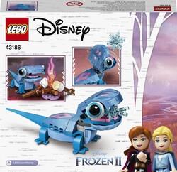 43186 LEGO   Disney Princess Semender Bruni Parçalarla Yapılan Karakter - Thumbnail