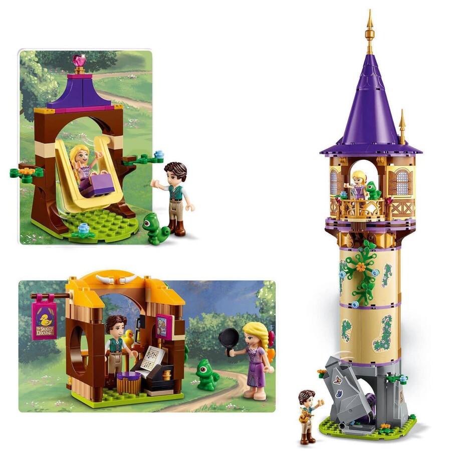 43187 LEGO   Disney Princess Rapunzel'in Kulesi
