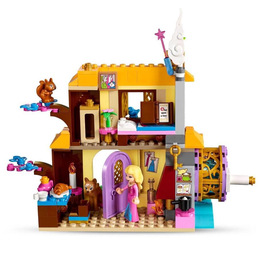 43188 LEGO | Disney Princess Aurora'nın Orman Evi