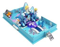 LEGO - 43189 LEGO | Disney Princess Elsa ve Nokk Hikaye Kitabı Maceraları