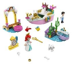 LEGO - 43191 LEGO | Disney Princess Ariel'in Kurtarma Teknesi