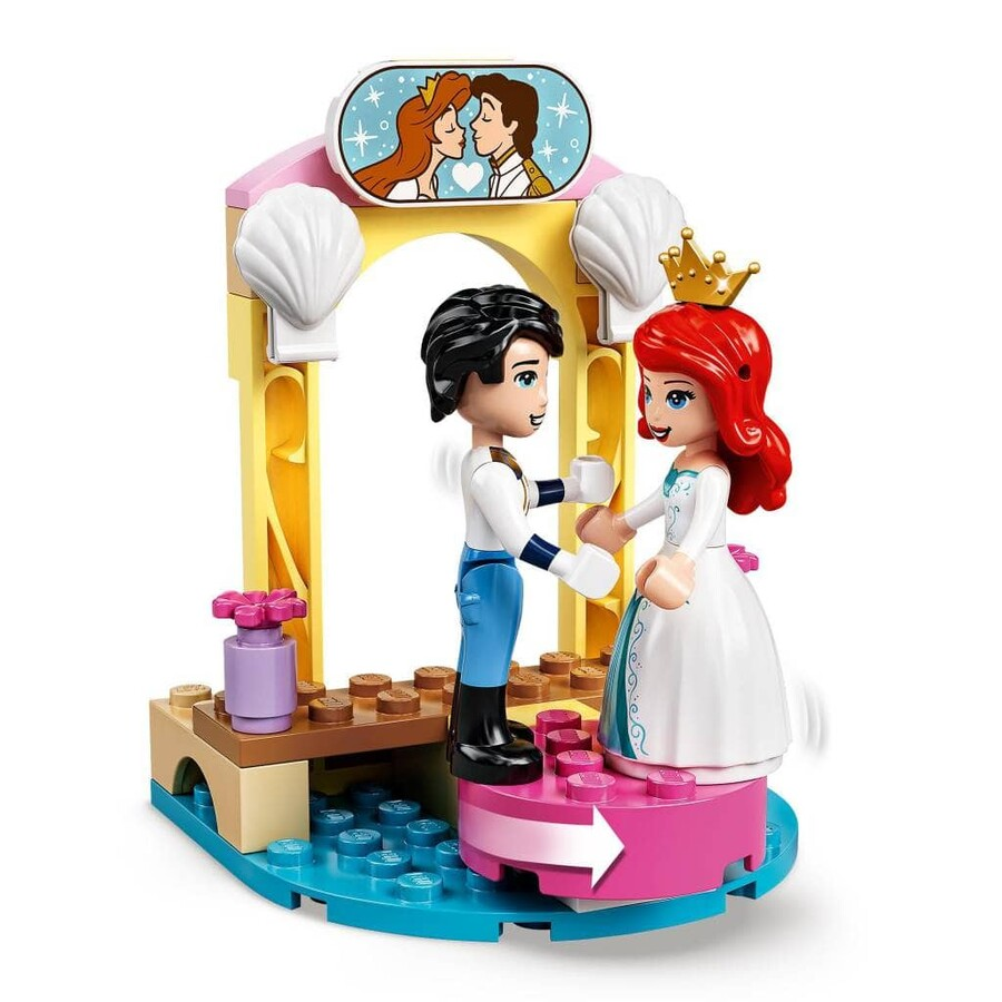 43191 LEGO   Disney Princess Ariel'in Kurtarma Teknesi