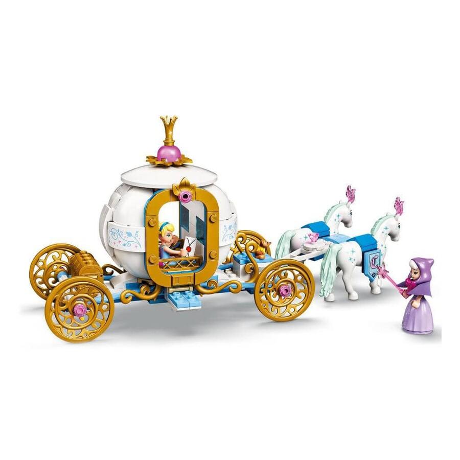 43192 LEGO ǀ Disney Princess Sindirella'nın Kraliyet Arabası