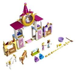 LEGO - 43195 LEGO Disney Princess Belle ve Rapunzel'in Kraliyet Ahırları