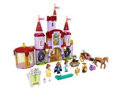 LEGO - 43196 LEGO | Disney Princess Güzel ve Çirkin'in Kalesi