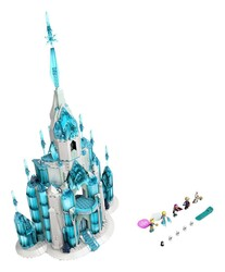 LEGO - 43197 LEGO   Disney Princess Buz Şatosu